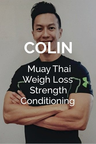 Colin Private Fitness Trainer