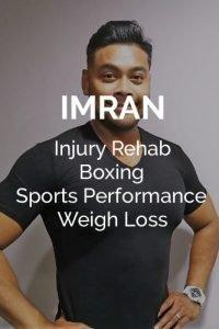 Imran Fitness Trainer