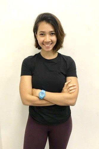 Nadia Female Personal Trainer