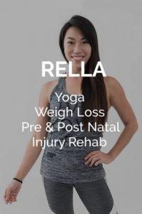 Rella Fitness Trainer