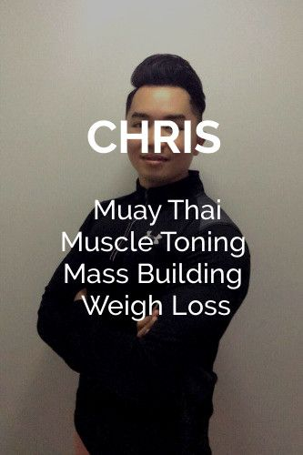 Chris Personal Trainer