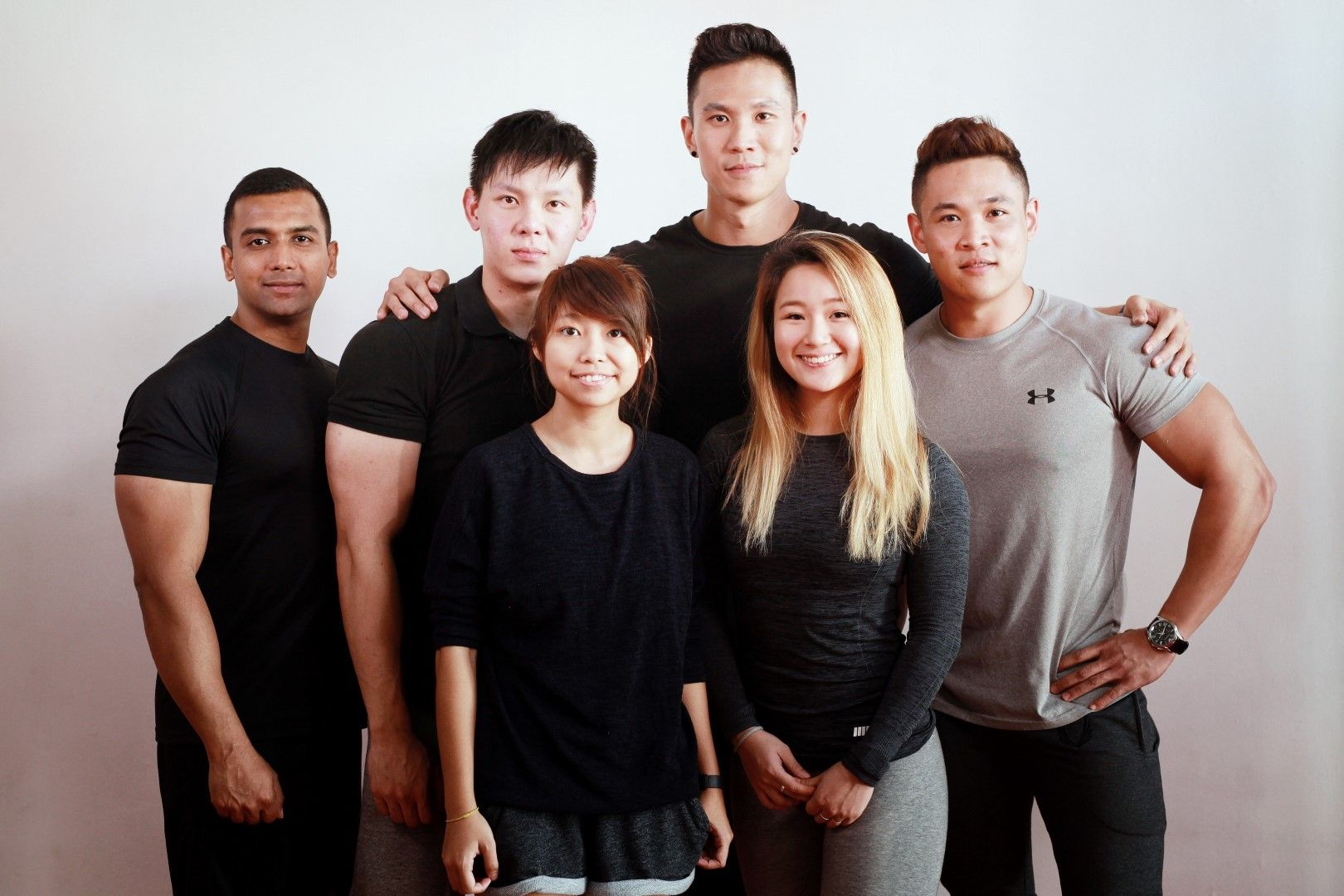 Team of Personal Trainers