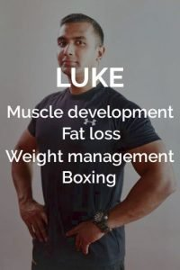 Luke Personal Trainer