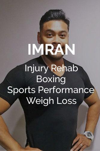 Imran Personal Trainer