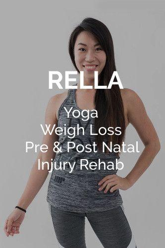 Rella Personal Trainer