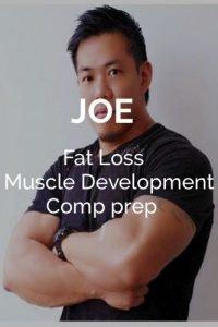 Joe Personal Trainer SG